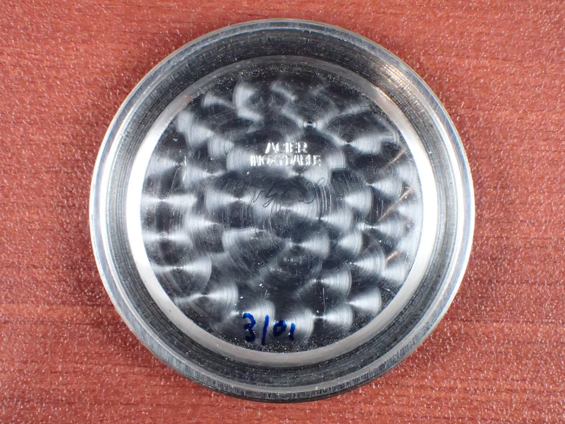 レマニア クロノグラフ キャリバー27CHRO C12 1940年代の写真6枚目