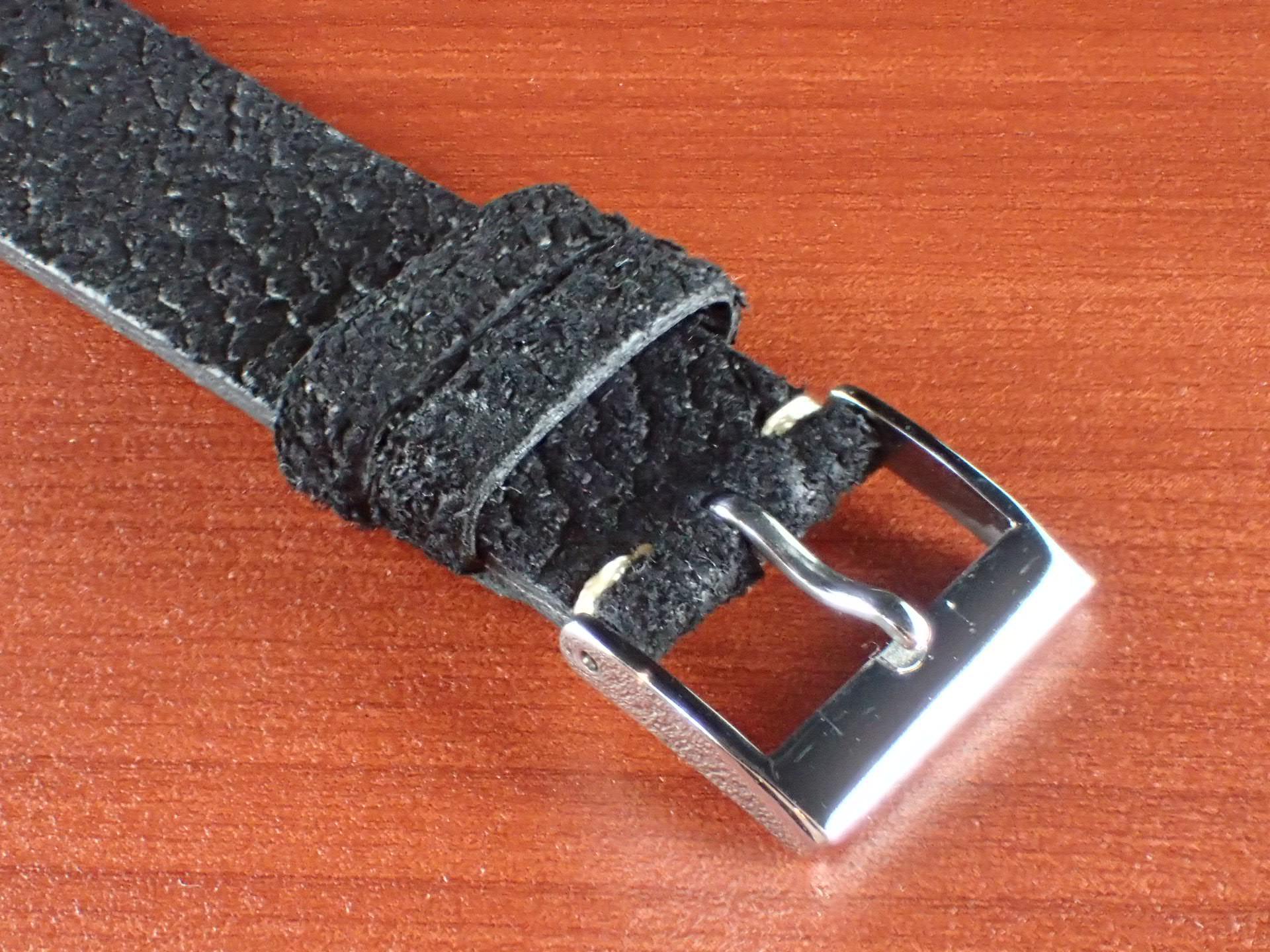 エレファント革ベルト ブラック 18、20mm CBE-06の写真3枚目