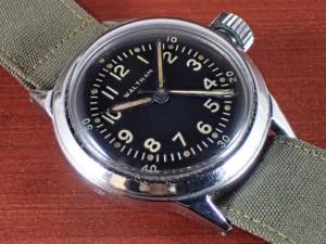ウォルサム アメリカ海軍 FSSC-88-W-800 第二次世界大戦 1940年代