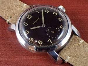 エテルナ キャリバー852L ラージケース 38mm 1940年代