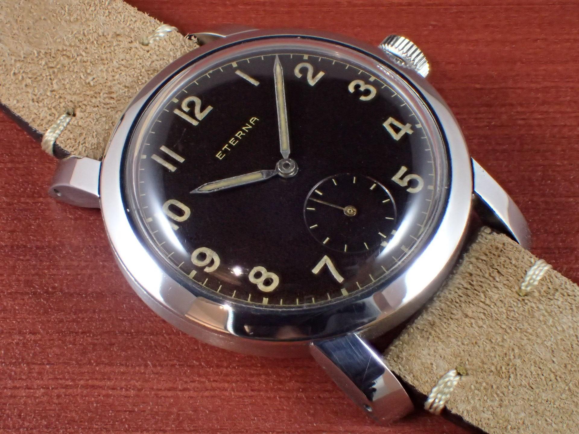 エテルナ キャリバー852L ラージケース 38mm 1940年代のメイン写真