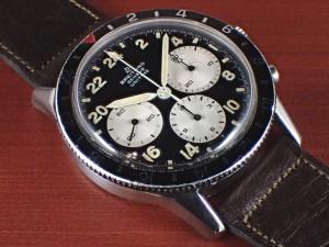 ブライトリング ユニタイム Ref.1765 パイロットウォッチ 1960年代