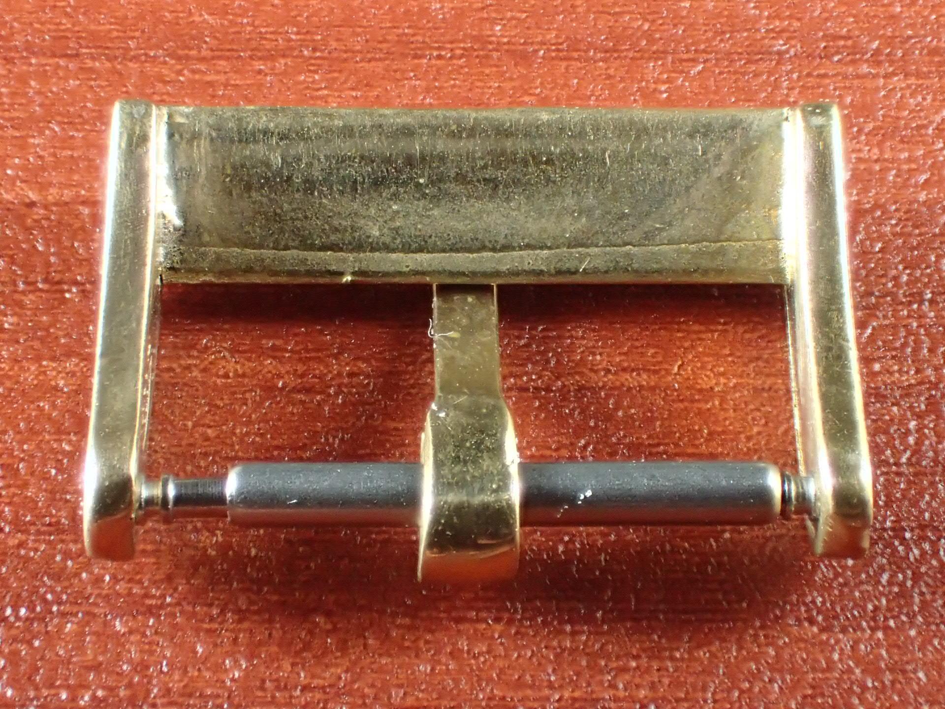 モバード ヴィンテージ尾錠 YGF 1950年代の写真5枚目