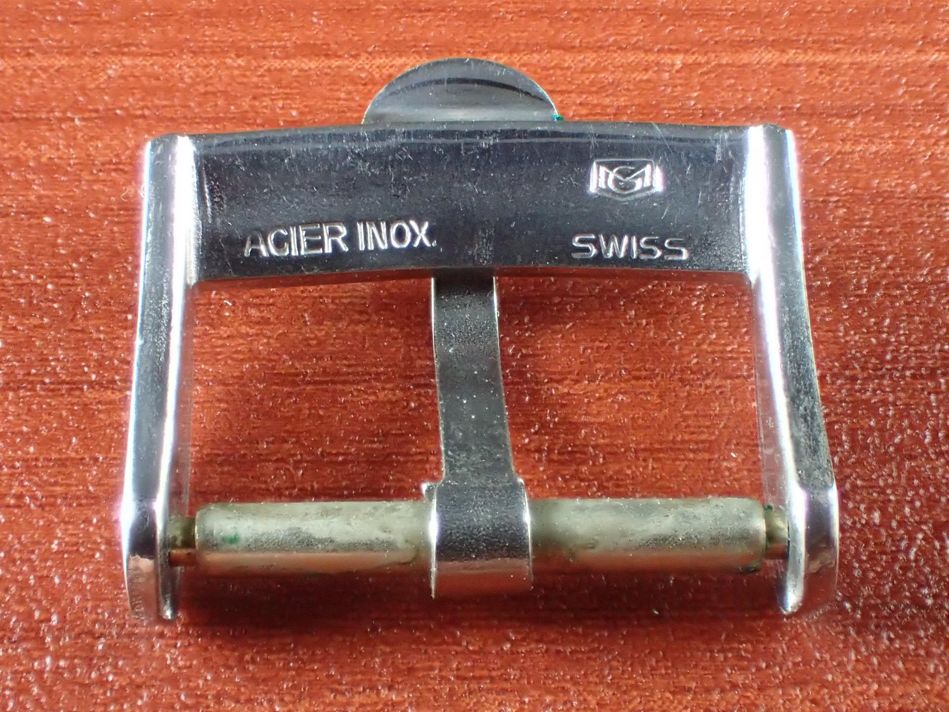 オメガ ヴィンテージ尾錠 SS 1960年代の写真5枚目