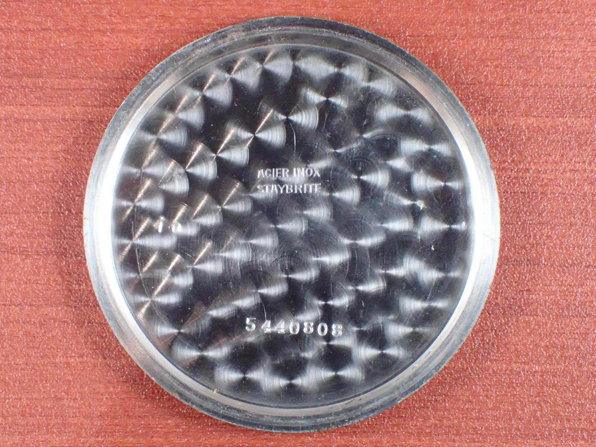 ロンジン ポケットウォッチ セクターダイアル 1930年代の写真6枚目