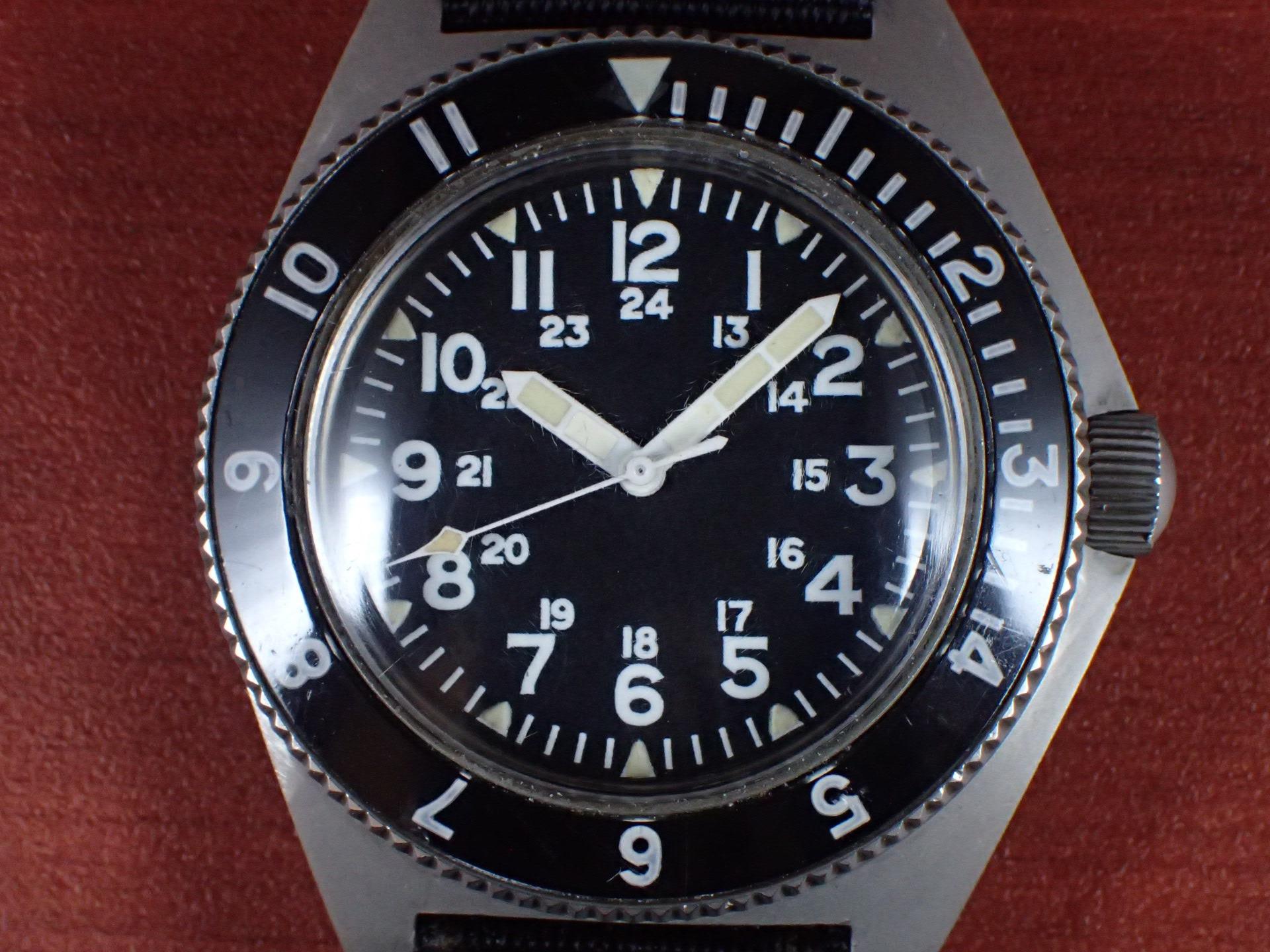 ベンラス ミリタリー 米軍特殊部隊 タイプⅡクラスA 未支給 1973年の写真2枚目