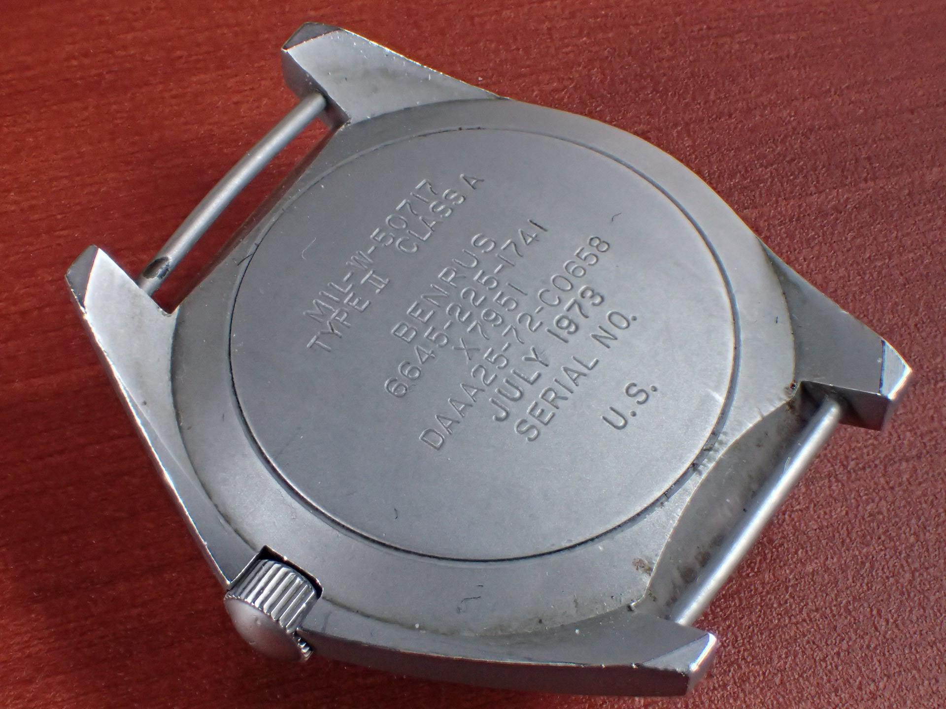 ベンラス ミリタリー 米軍特殊部隊 タイプⅡクラスA 未支給 1973年の写真4枚目