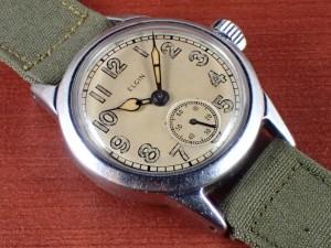 エルジン アメリカ陸軍 OF ホワイトダイアル 第二次世界大戦 1940年代