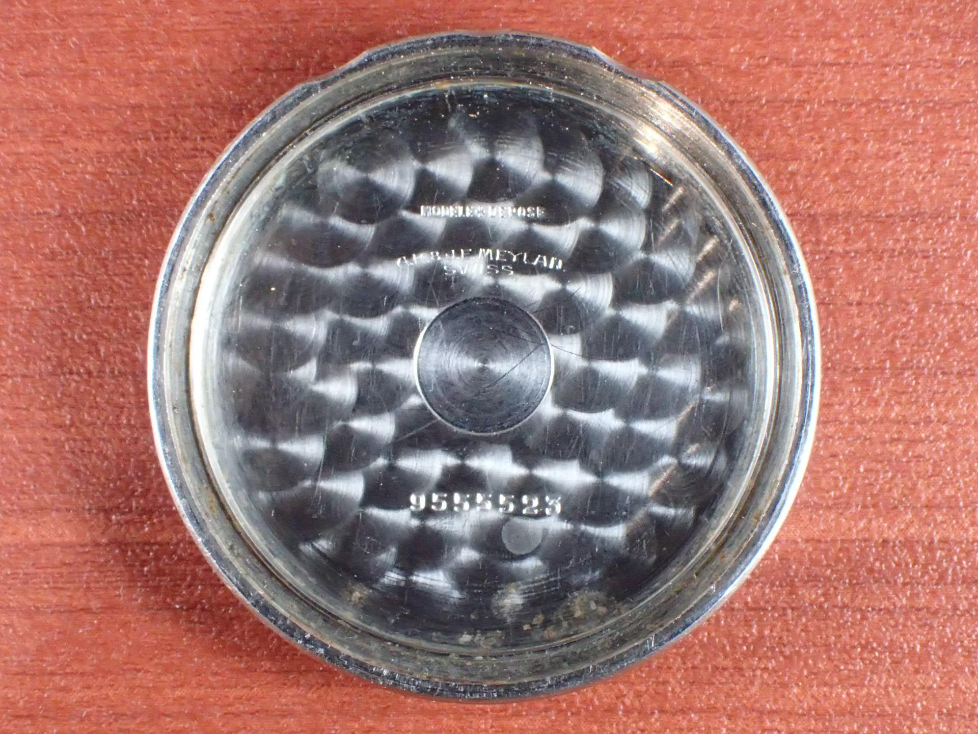 メイラン クロノグラフ Cal.Lemania13CH ブレゲインデックス 1940年代の写真6枚目