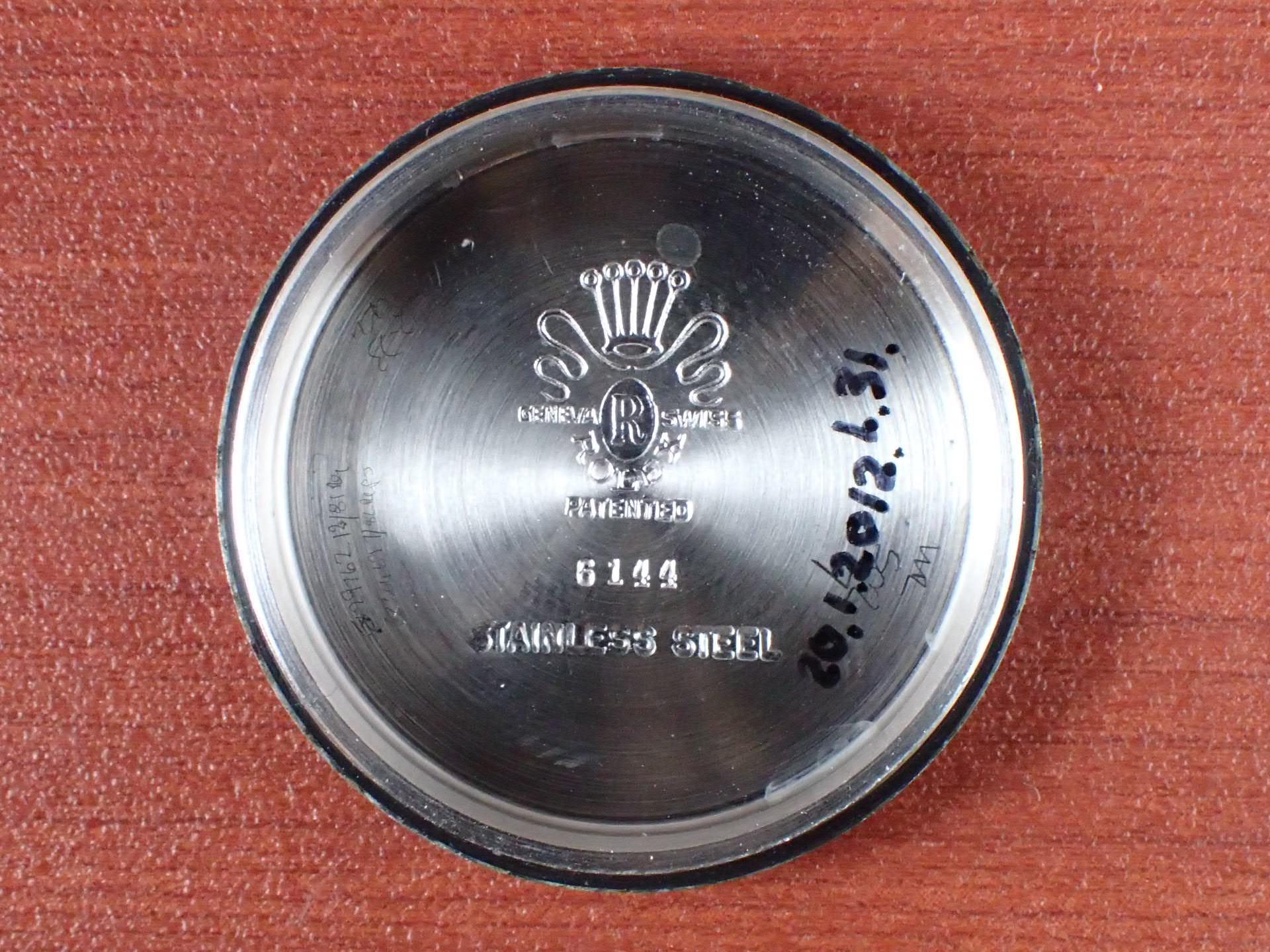 ロレックス オイスター ロイヤル Ref.6144 1950年代の写真6枚目