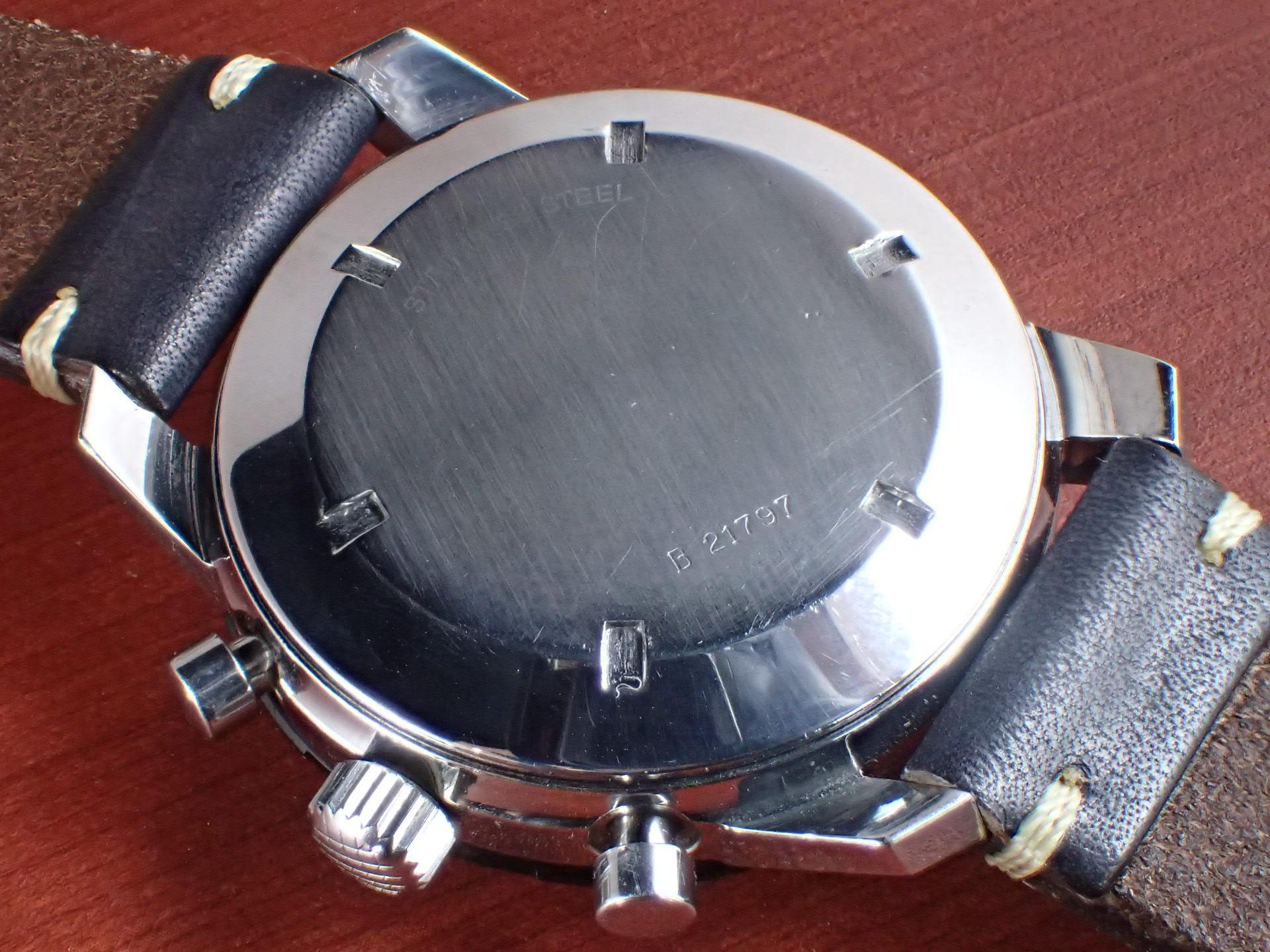 ブレゲ タイプ20 セカンドジェネレーション Cal.Valjoux725 1970年代の写真4枚目