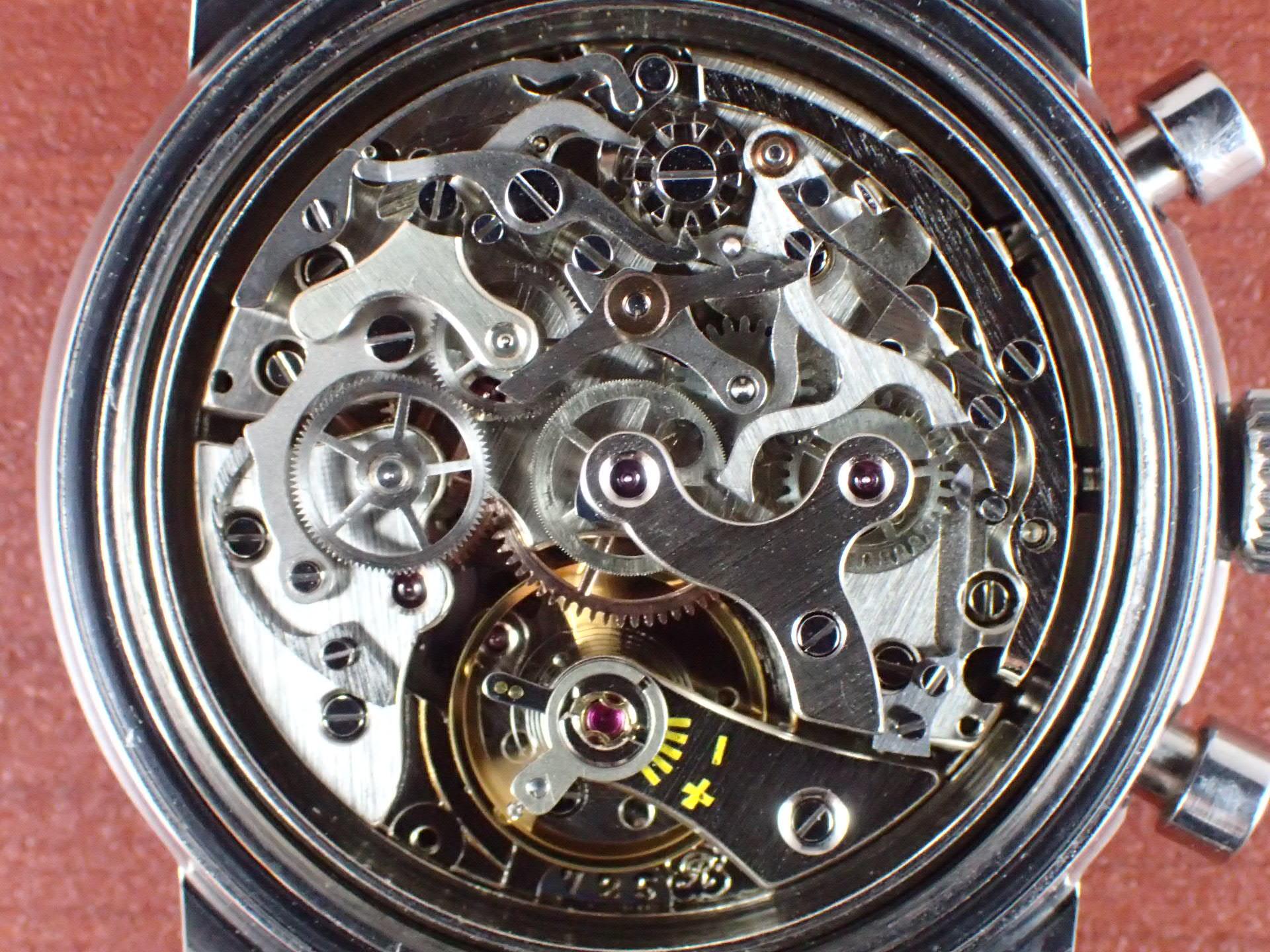 ブレゲ タイプ20 セカンドジェネレーション Cal.Valjoux725 1970年代の写真5枚目