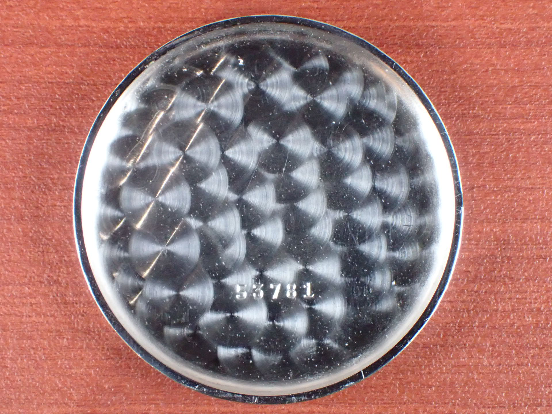 レマニア クロノグラフ キャリバー15TL 2トーンダイアル 1940年代の写真6枚目