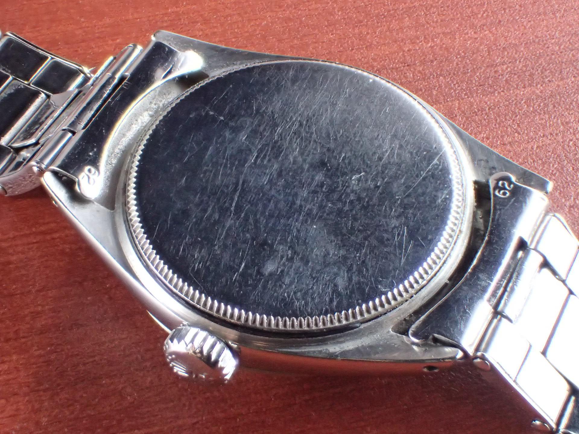 ロレックス オイスターロイヤル Ref.6444 テキスタイルダイアル 1950年代の写真4枚目