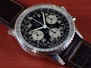 ブライトリング コスモノート ナビタイマー Ref.809 24時間時計 1960年代
