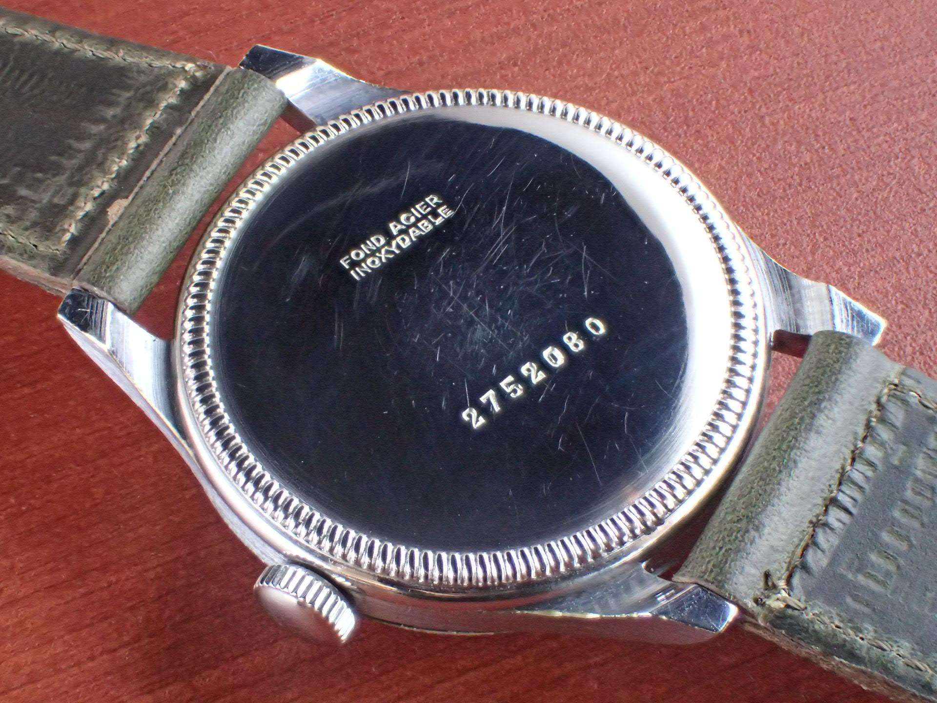 シビタス 3ピースケース スモールセコンド 1930年代の写真4枚目