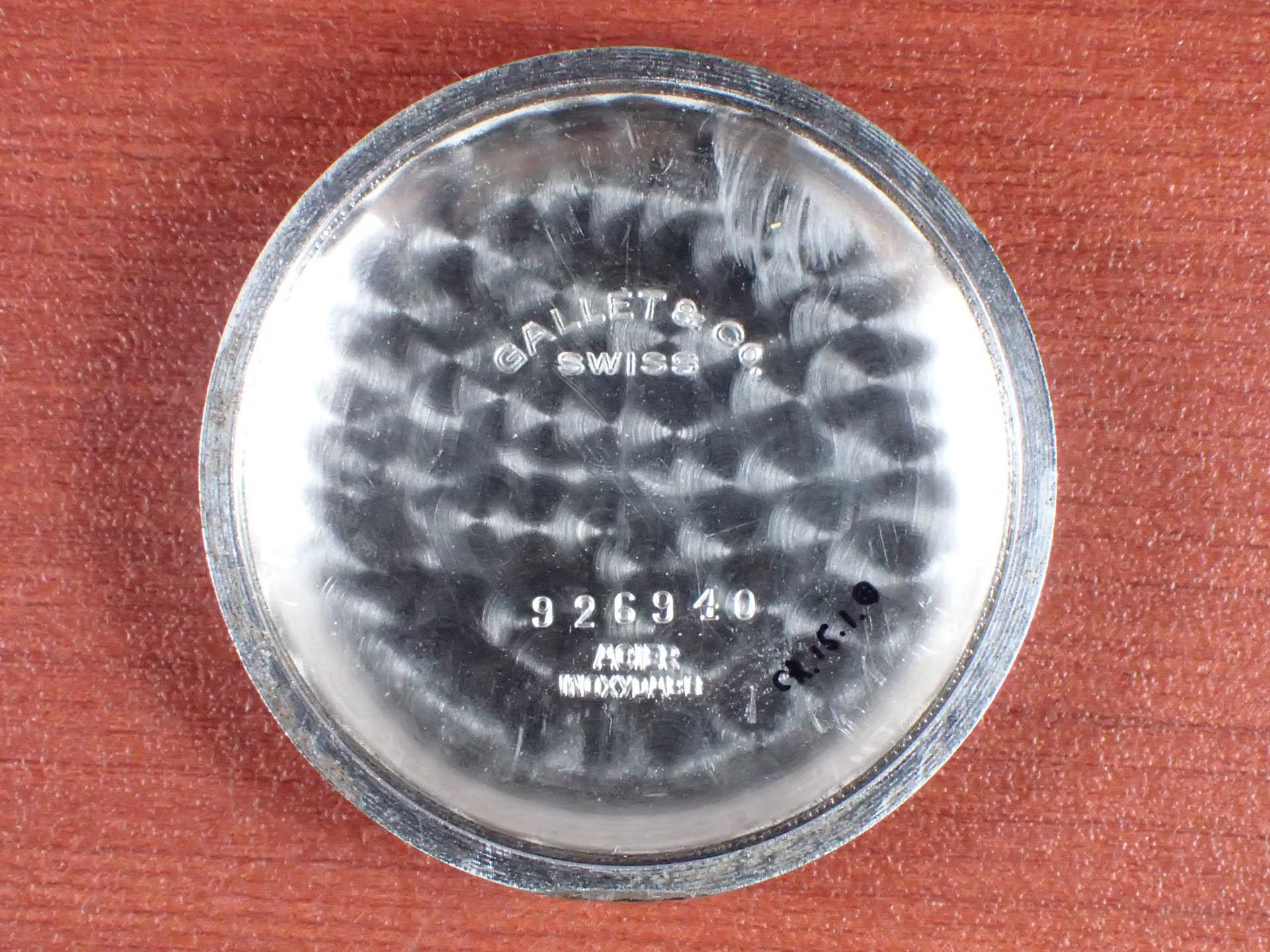 ギャレット マルチクロン エクセルシオパーク40 1950年代の写真6枚目