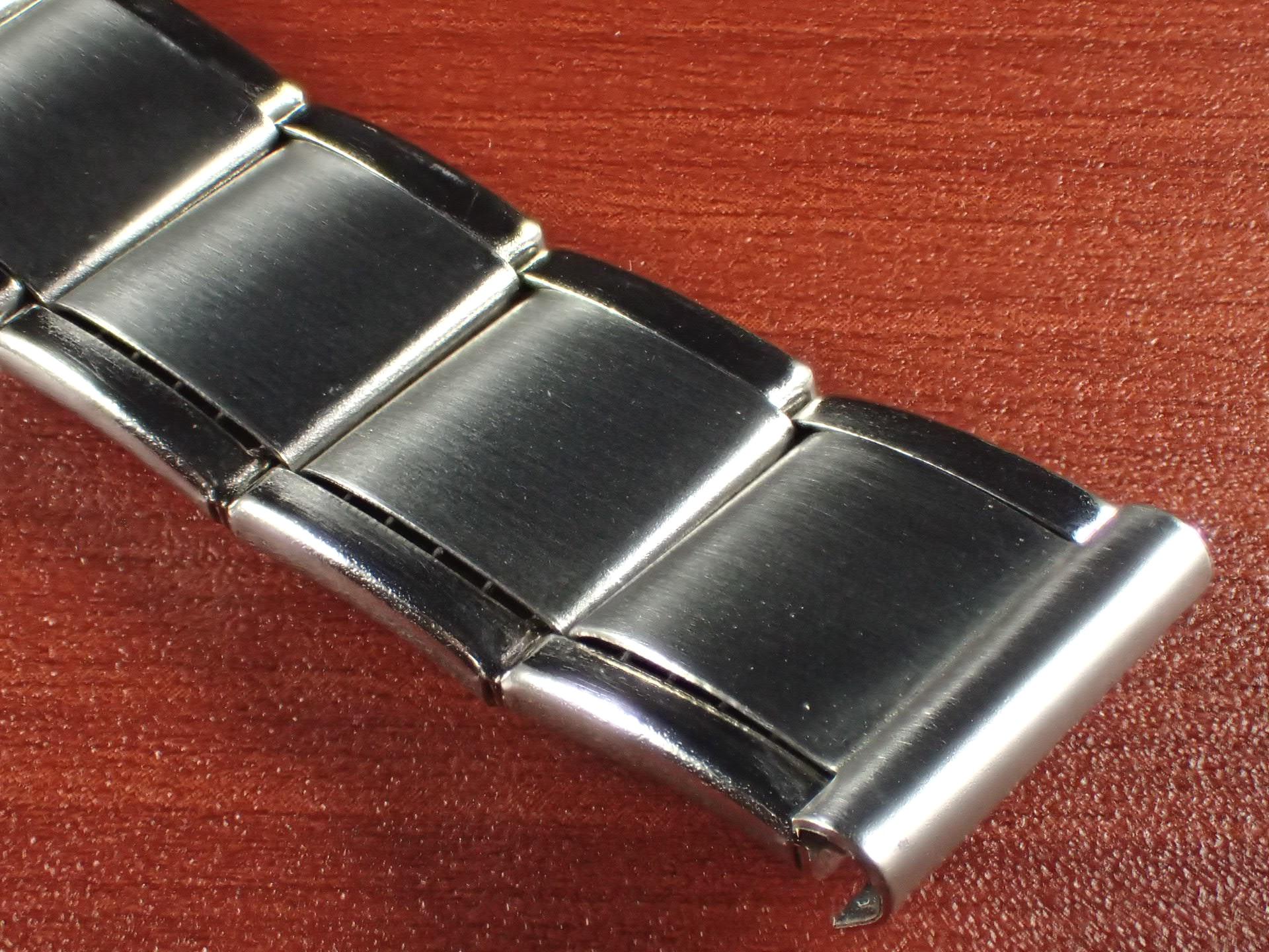 ミドー エクステンションブレスレット NOS 取付幅16mm SS 1950年代の写真6枚目
