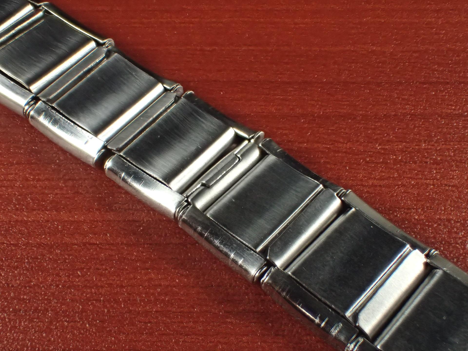 ミドー エクステンションブレスレット NOS 取付幅16mm SS 1950年代の写真5枚目
