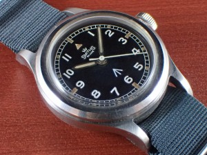 スミス オーストラリア空軍 パイロットウォッチ 6645-66-010-6032 1960年代