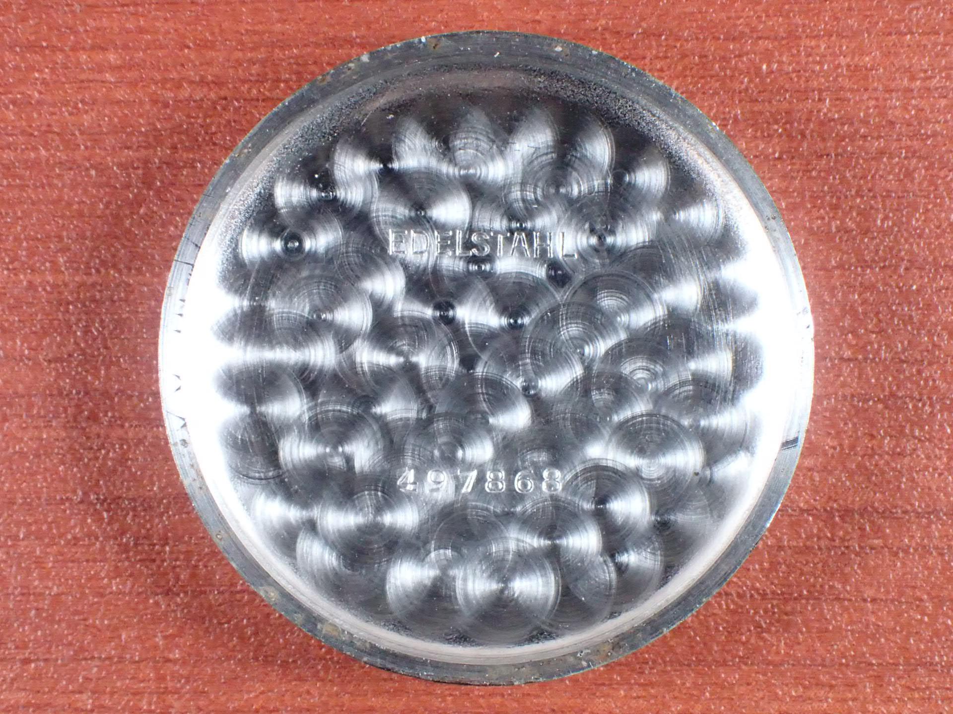 ミネルバ クロノグラフ Cal.13-20CH ブラックミラーダイアル 1930年代の写真6枚目