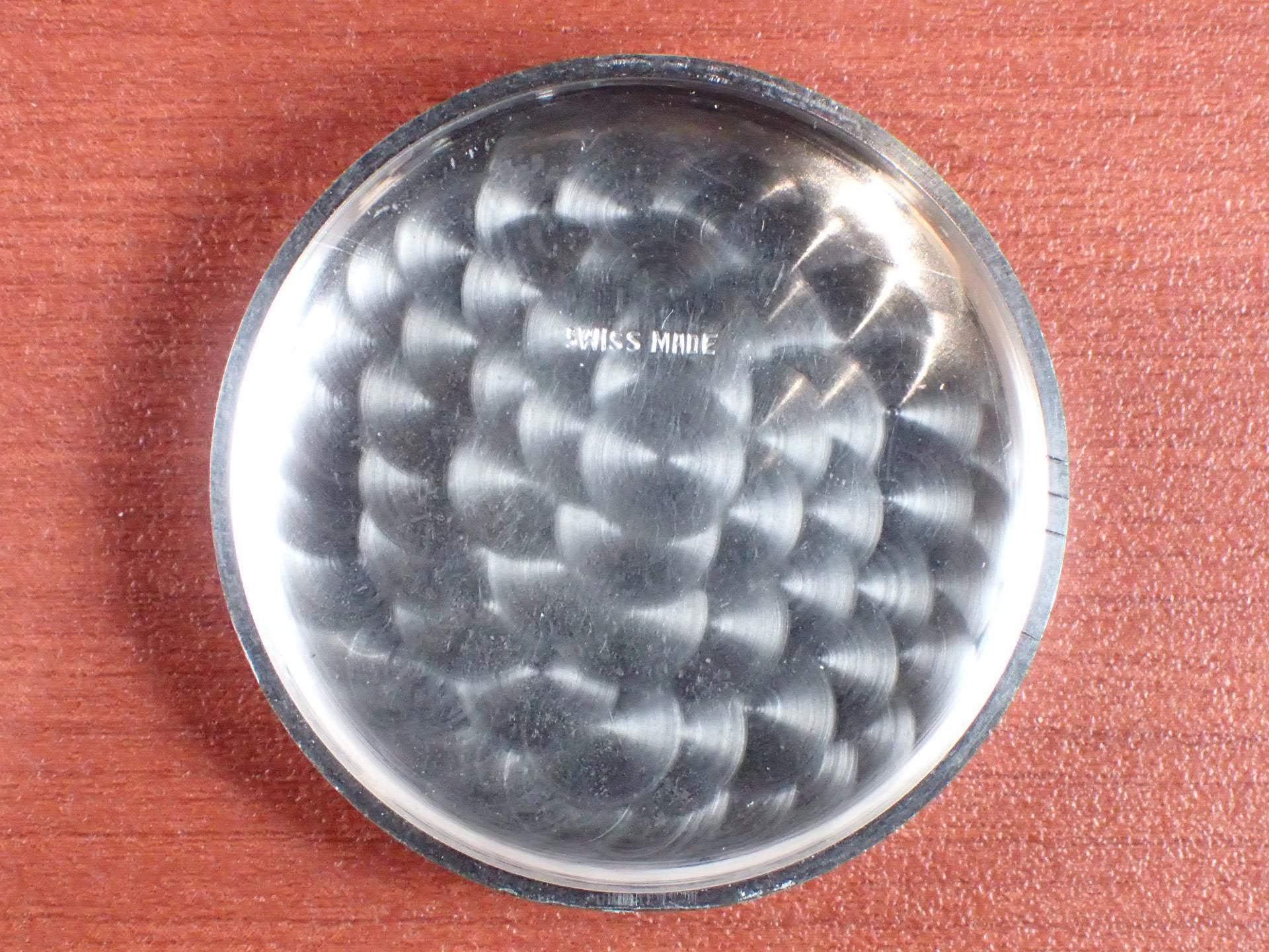 ムルコ クロノグラフ Cal.バルジュー22 スパイラルタキ ミントコンディション 1930年代の写真6枚目