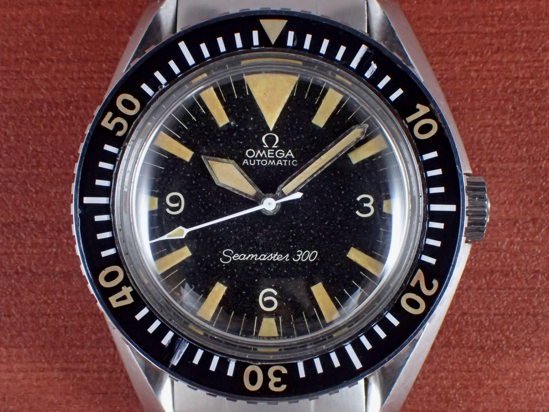 オメガ シーマスター300 ビッグトライアングル Ref.165.024 1960年代の写真2枚目
