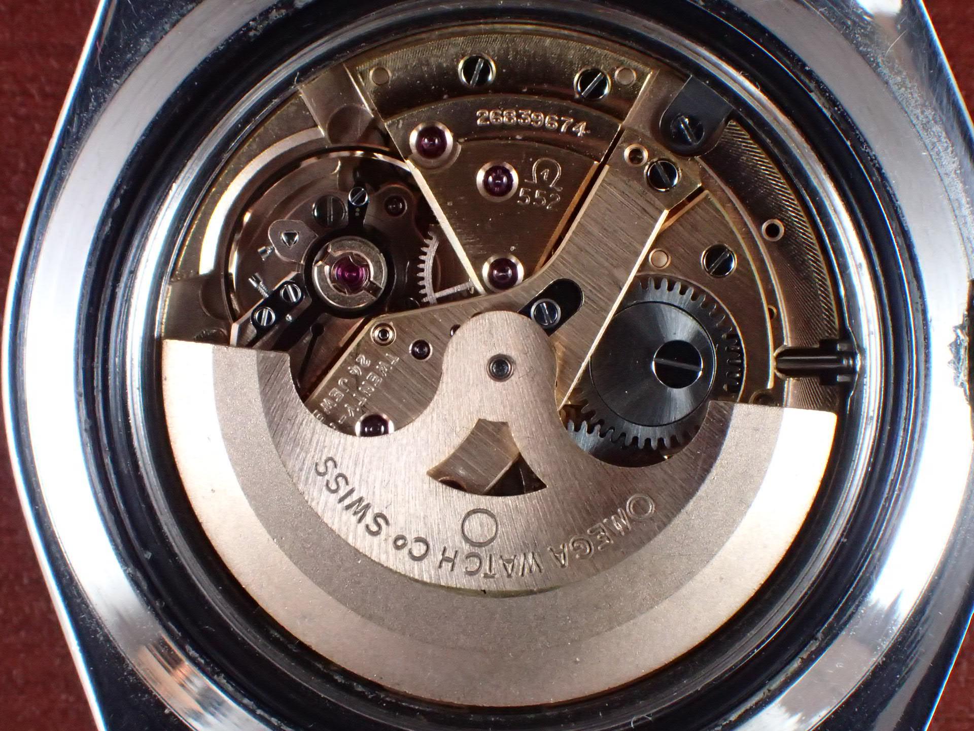 オメガ シーマスター300 ビッグトライアングル Ref.165.024 1960年代の写真5枚目