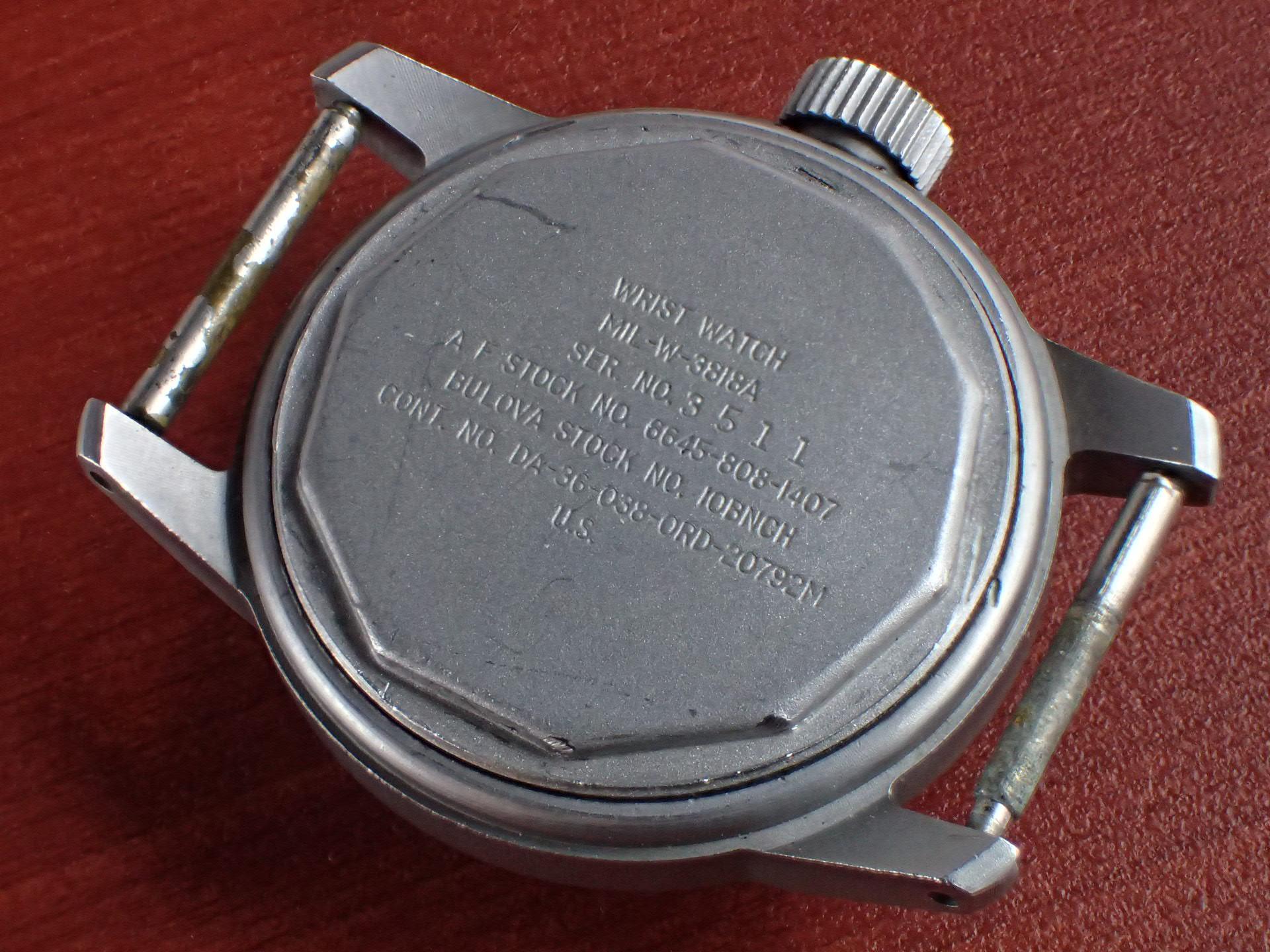 ブローバ ミリタリー 米軍 MIL-W-3818A 1960年代の写真4枚目