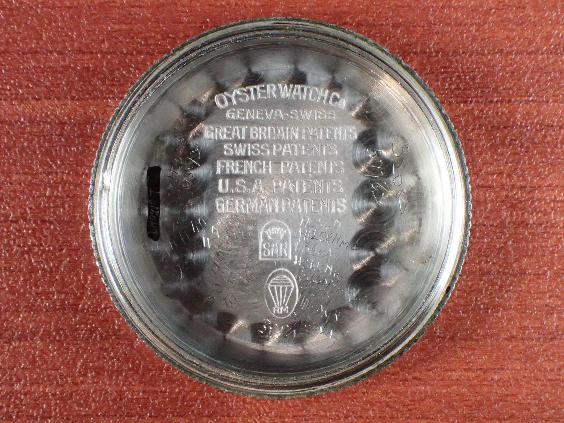 ロレックス オイスター インペリアル セクターダイアル 1930年代の写真6枚目