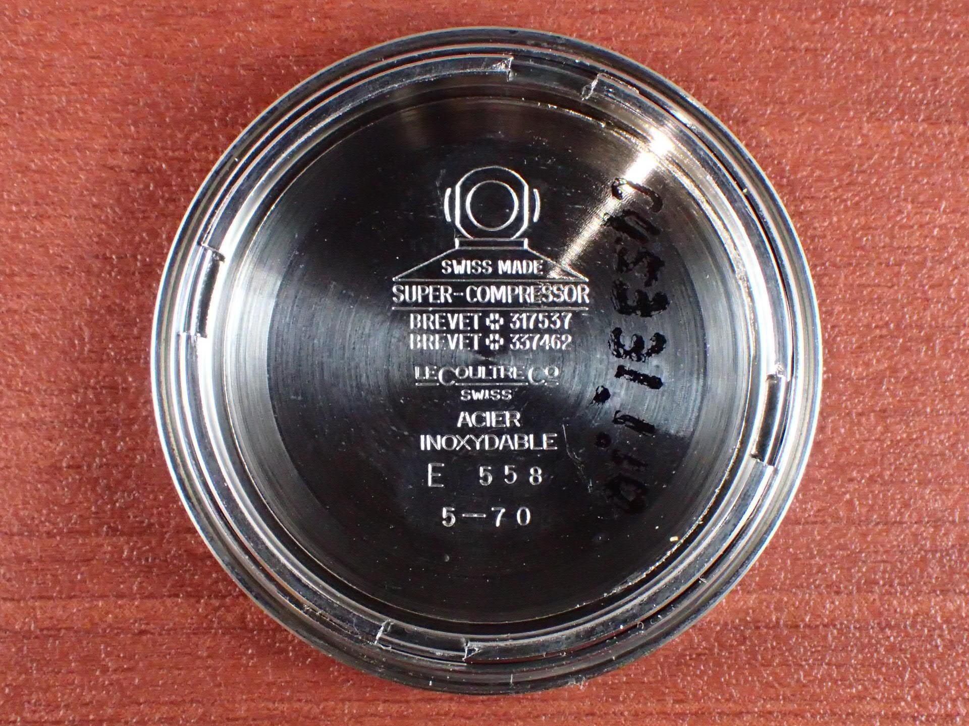 ジャガールクルト ディープシー マスターマリーナ スーパーコンプレッサー 1970年代の写真6枚目