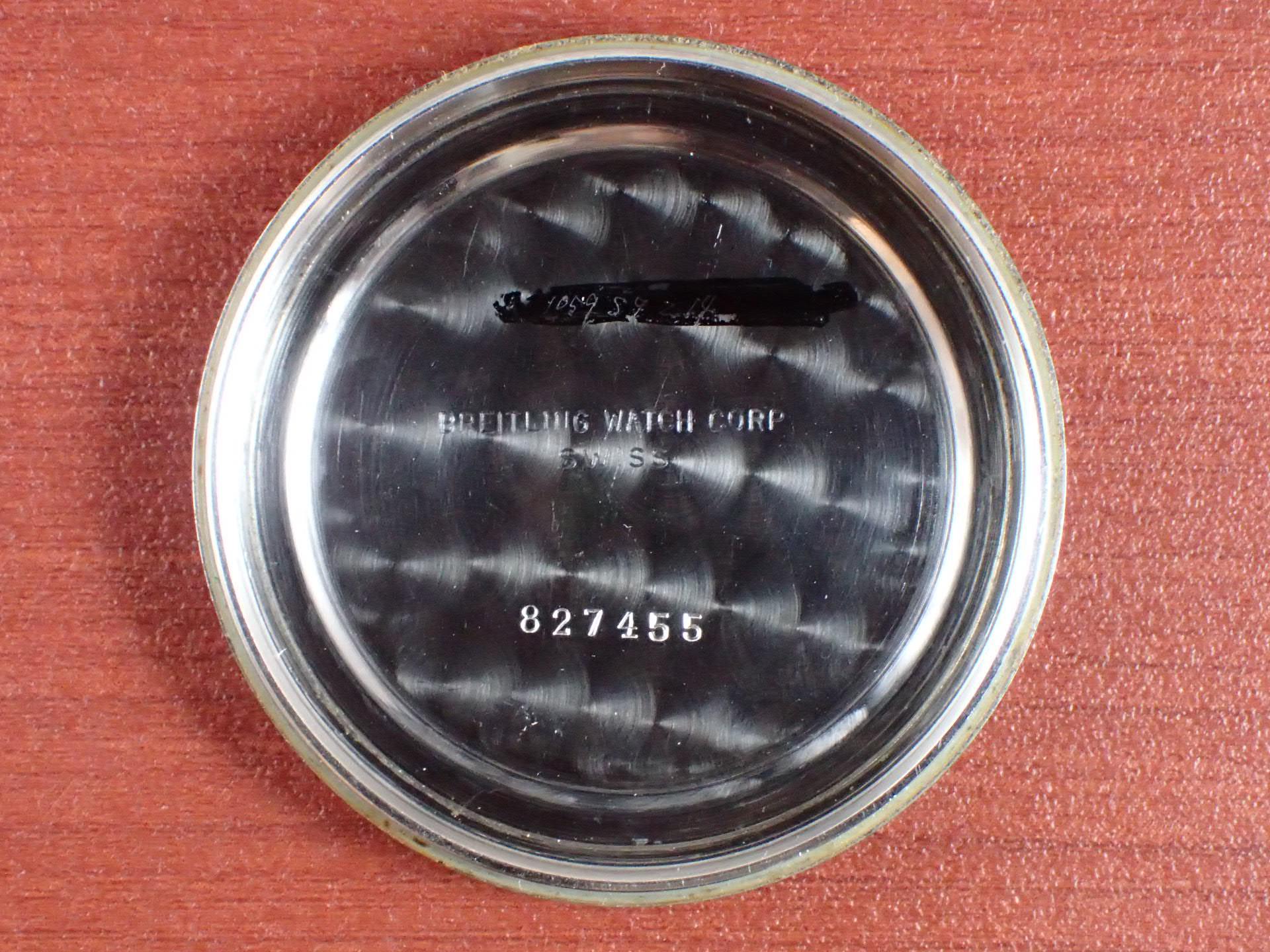 ブライトリング AVI Ref.765 ファーストモデル オリジナルブレス 1950年代の写真6枚目