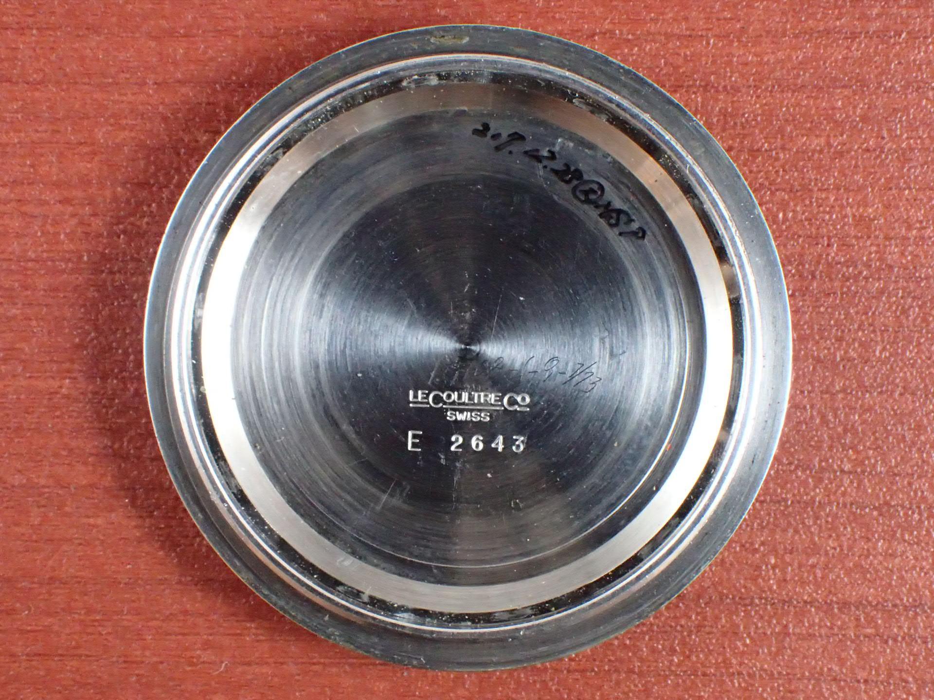 ルクルト シャーク ディープシー Cal.Valjoux72 1960年代の写真6枚目