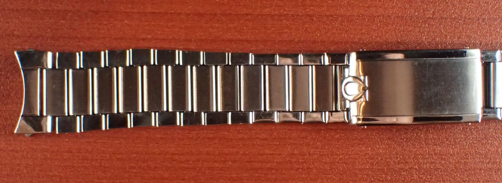 オメガ キャタピラブレス 18mm Ref:7912 1961年製