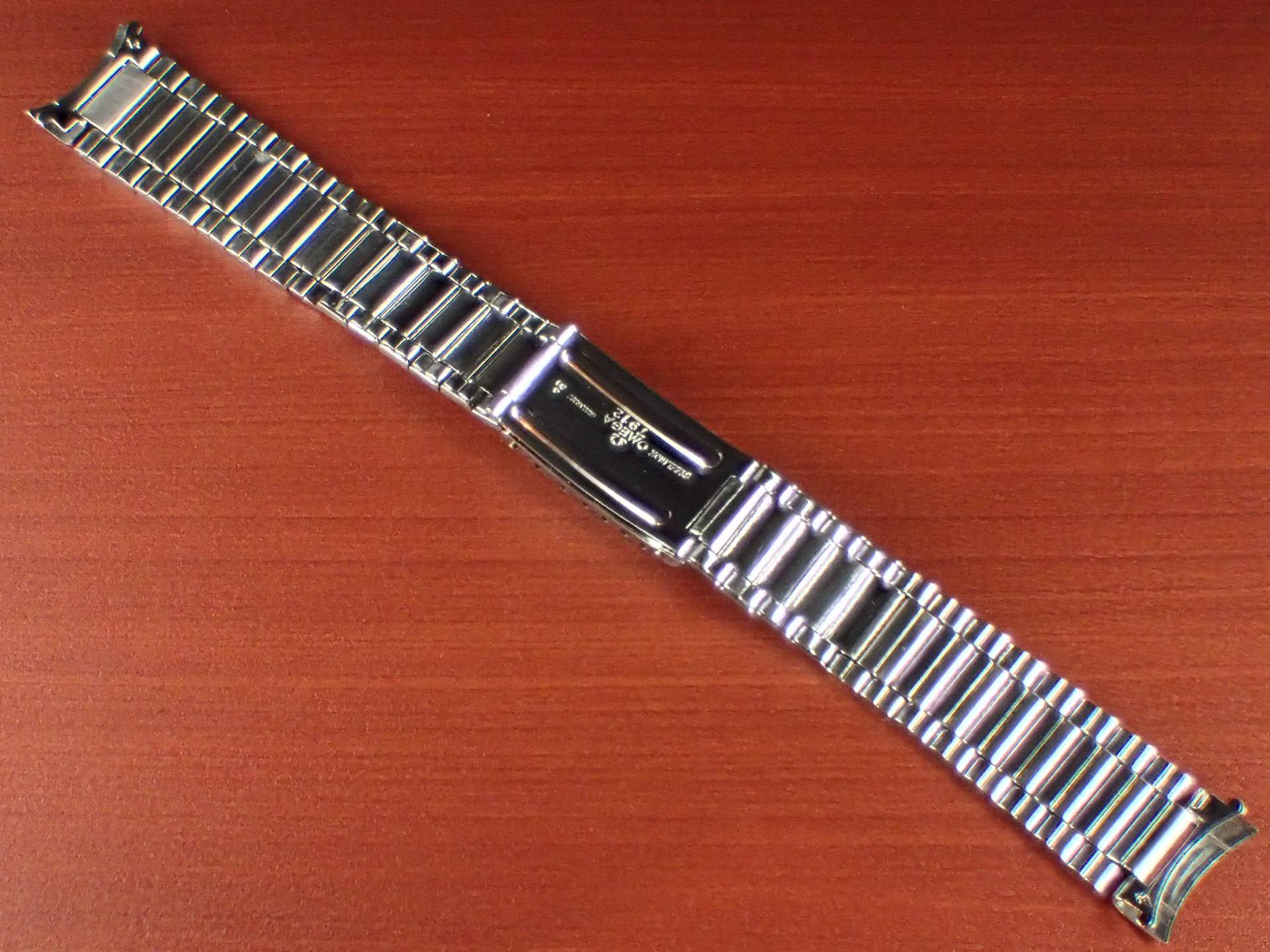 オメガ キャタピラブレス 18mm Ref:7912 1961年製の写真2枚目