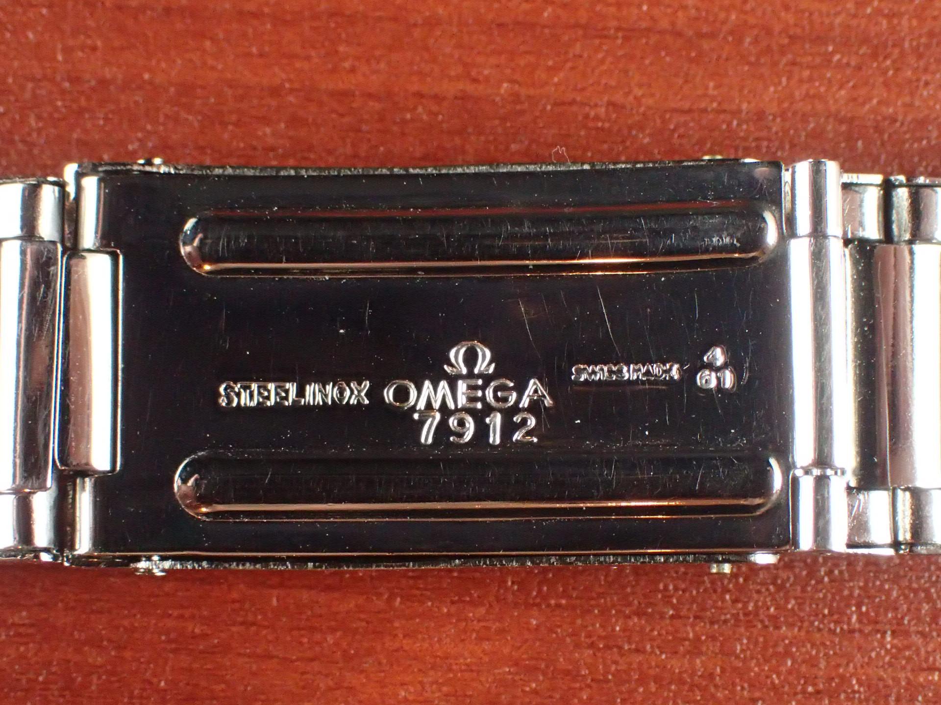 オメガ キャタピラブレス 18mm Ref:7912 1961年製の写真5枚目