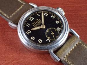 ドクサ ボーイズ ブラックミラーダイアル FBケース 1940年代