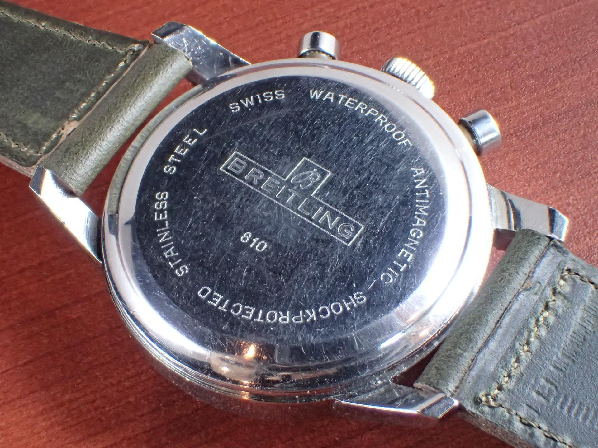 ブライトリング トップタイム Ref.810 Cal.Venus178 1960年代の写真4枚目