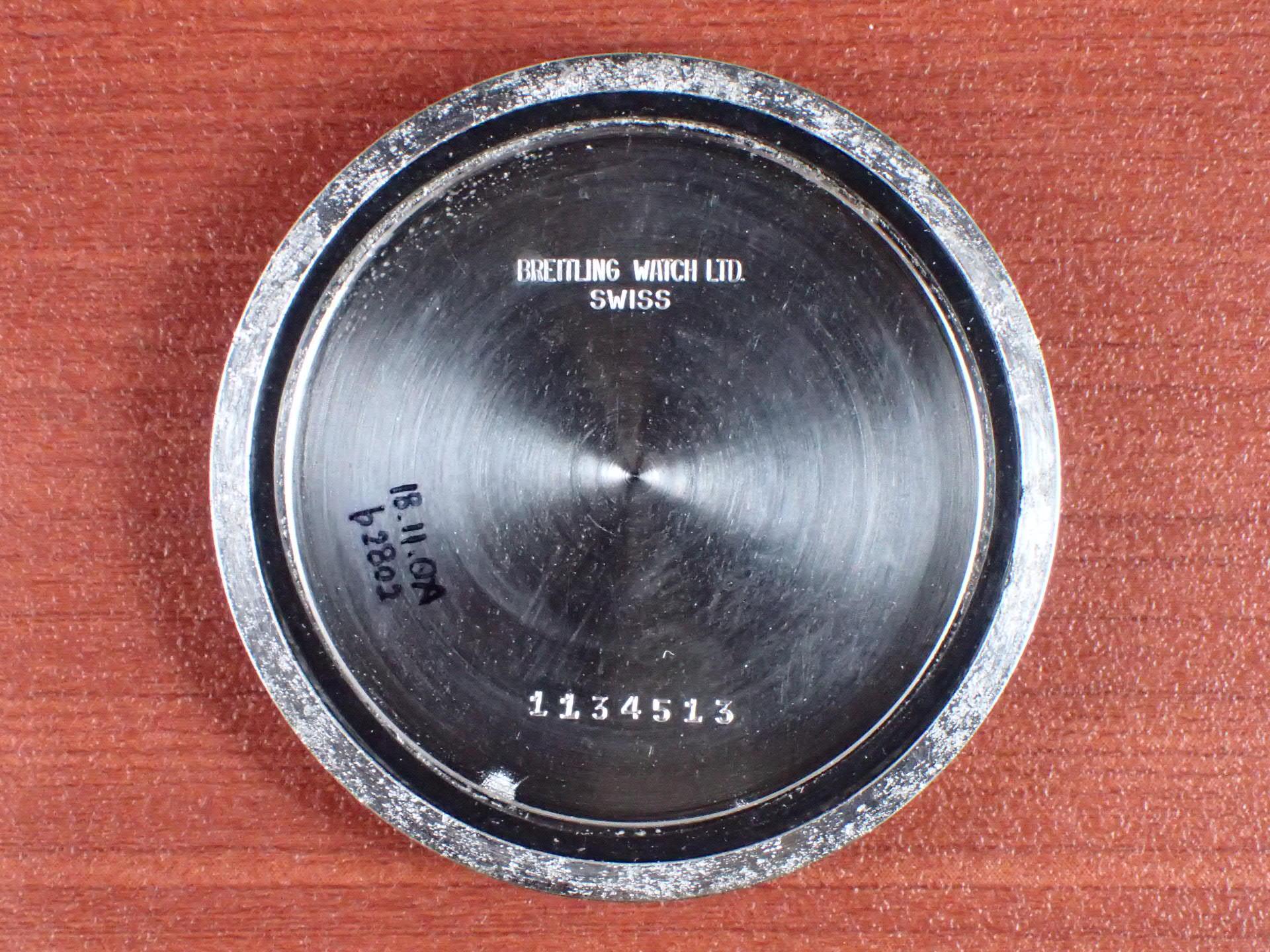 ブライトリング トップタイム Ref.810 Cal.Venus178 1960年代の写真6枚目
