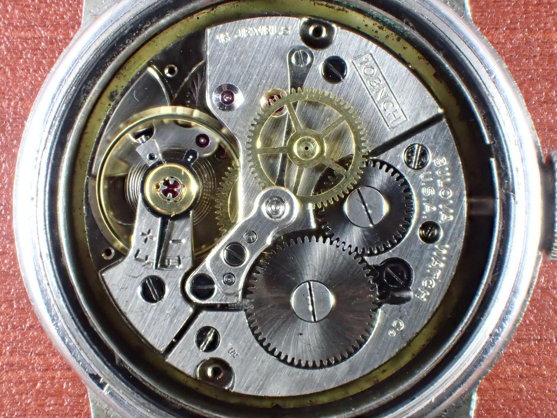 ブローバ 軍用時計 米軍 MIL-W-3818A 1960年代の写真5枚目