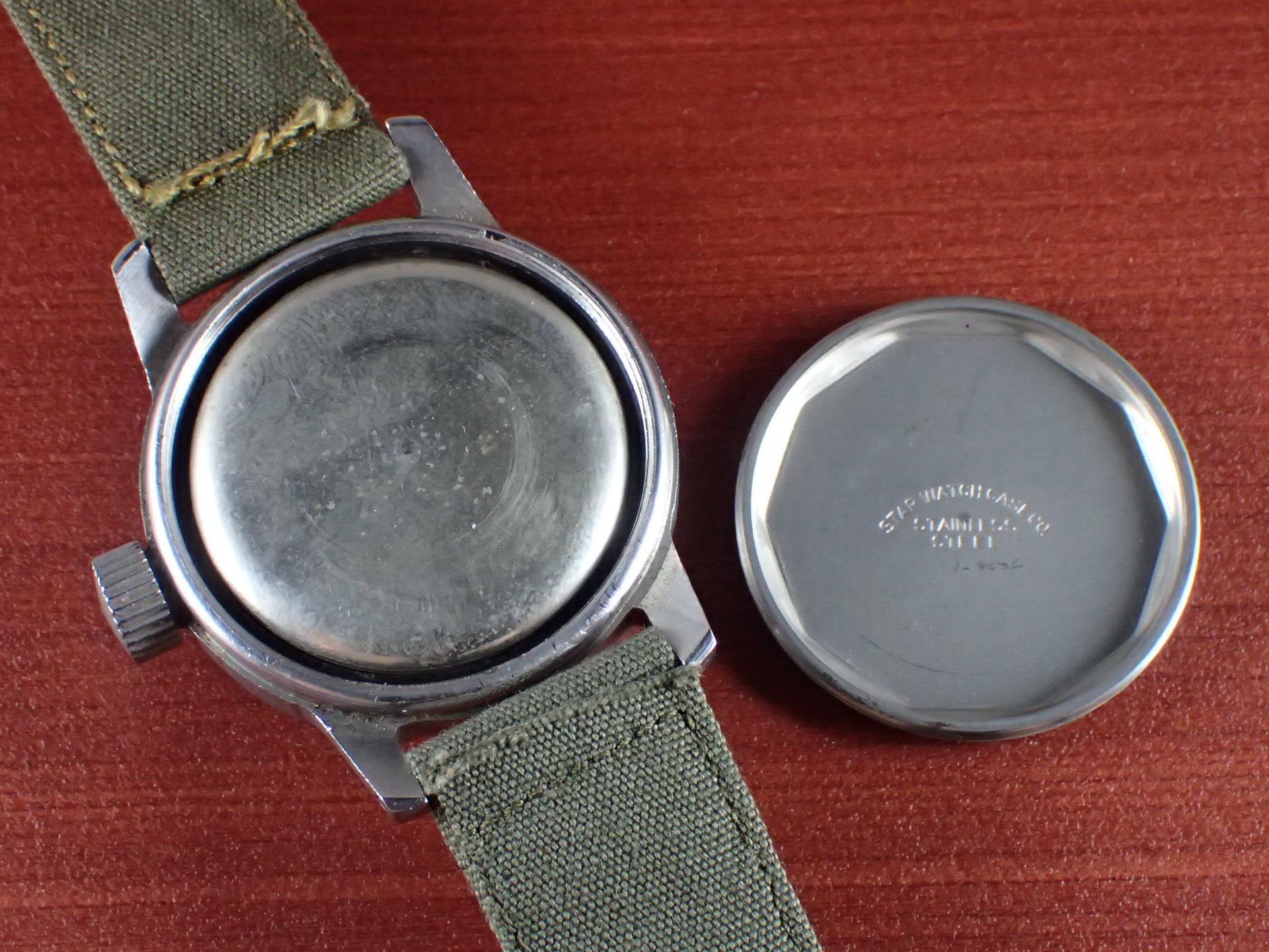 ブローバ 軍用時計 米軍 MIL-W-3818A 1960年代の写真6枚目