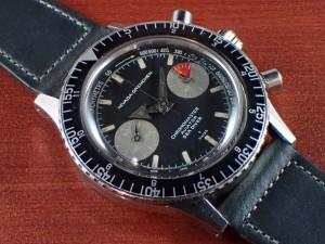 ニバダ クロノマスター シーダイバー クロノグラフ バルジュー23 1960年代